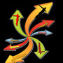 arrow wave by jp105
