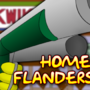 Flanders Killer Art by Aprime