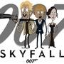 Skyfall by JABToons