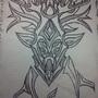 11x14--oh deer! by jwaphreak