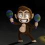 Dancing Monkey by BoykaA