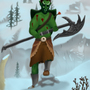 Orc Bnadit by Snakebreath