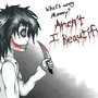 Jeff the killer by mcminer