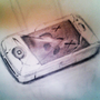 Dead Iphone by renaissancekid