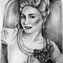 Marie Antoinette by yoker