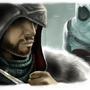 Ezio and Altaïr by yoker