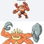 Kingchamp! New Pokemon Fusion by JackSquatJB