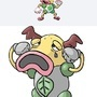 Weepinmime! New Pokemon Fusion by JackSquatJB