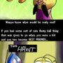 This is HORRIBLE humor by Nintendoart