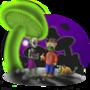 Extraterrestial Halloween by CarnieVorex