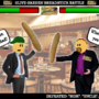 Olive Garden Breadstick Battle by NoLanLabs