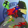 Justice League by kian-newgrounds