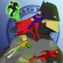 Justice League by kian-newgrounds