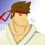 ryu by kian-newgrounds
