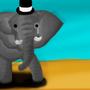 Classy Elephant by jelahni