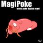 MagiPoke; Worst PokeFusion. by DarkArtisan