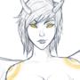 Sketchy-Style Gwyneth by Katana-Soul