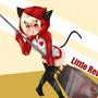Little Neko Red by InsanityKurai