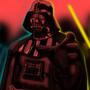 Darth Vader by MZLART