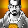 Half Life NEW by SamDrawsGames