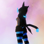 Mommacat 3D by Wrongfire