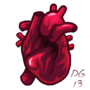 Heart Illustration by skullduggerystudios