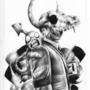 Skull_animal by jcarignan443