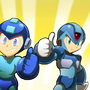 Megaman Approved by StaticBlu