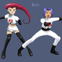 Team Rocket by BagamCadet