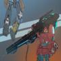 Zenith n Optimus core by ajiman