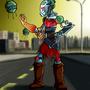 Scavanger-bot by Rennis5