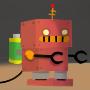 Robot Arena by BobieThe11th