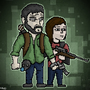 The Last Of Us Pixelz by Saulman