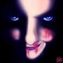 The Evil One by SamDrawsGames
