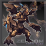 Rock Type Zekrom by Tomycase
