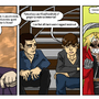 Warehouse 13: Brotherhood by JoeSimStudios