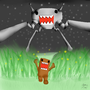 Run Domo run! by JustAnotherOrganism