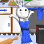 Pillsbury Doughgirl by JustAnotherOrganism