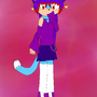 My Sonic OC Hikumi by Shualee