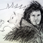 JonSnow by MZLART