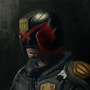 Judge Dredd by TheSilentDane