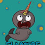 HTF Flappers The Narwhal. Vote by SebDaigle