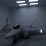 F-22 Raptor by Nasenbaerr