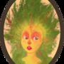 Bush girl by Jaona