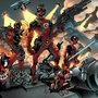 Deadpool Family by kid-scribbles