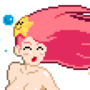 Pixel Mermaid