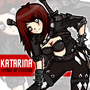LOL - Katarina by Lazysomeday