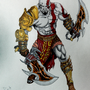 God of War by rockrick1