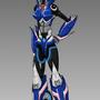 Transformers Prime Arcee by MentalMyles