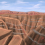 Canyon Speed Paint by skullduggerystudios